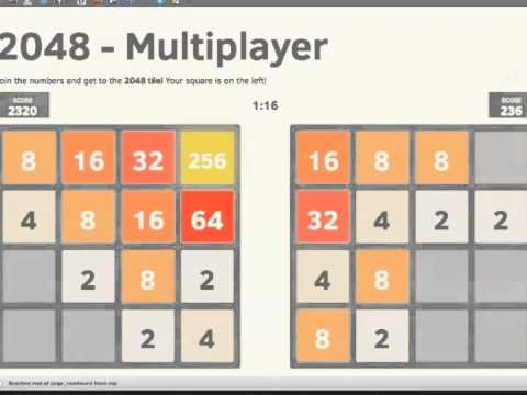 The simple trick to getting a high score in 2048