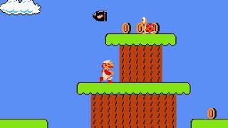 """[TAS] NES Super Mario Bros. """"warpless"""" by MrWint in 18:37.46"""