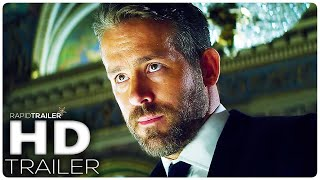 6 UNDERGROUND Final Trailer (2019) Ryan Reynolds, Action Movie HD