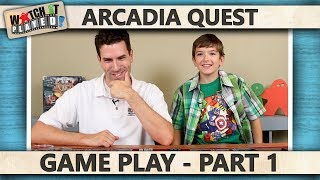 Arcadia Quest - Game Play Part 1