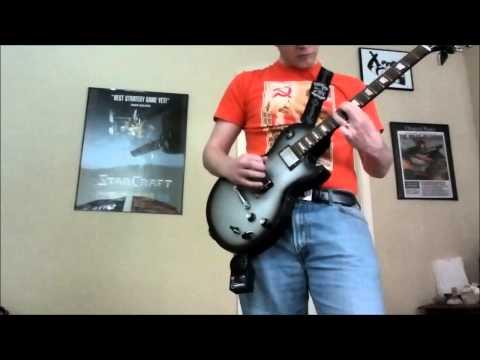 Tetris theme (Korobeiniki) played with Mini Plug n Play Guitar Amp