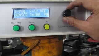 Common Rail Injector Simulator Testing