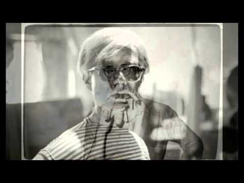 David Bowie. Andy Warhol