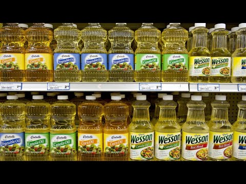 Why is Vegetable Oil in EVERYTHING? | The History and Corruption Behind Processed Oils