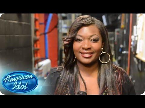 Candice Glover: Semi Finals Immediate Reaction - AMERICAN IDOL SEASON 12