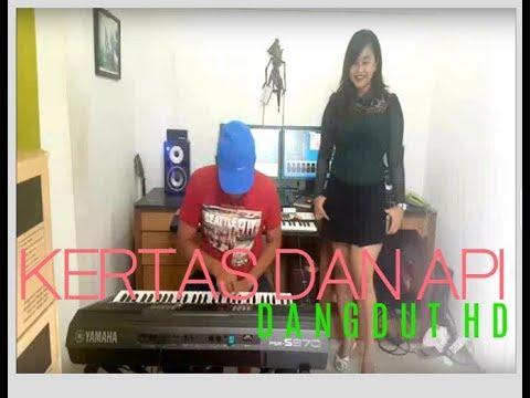 KERTAS DAN API DANGDUT YAMAHA PSR 970 770