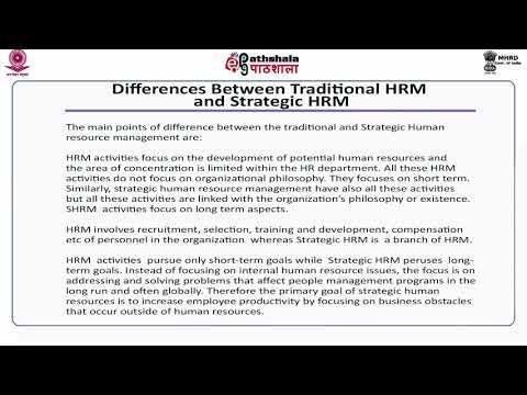 Strategic International Human Resource m anagement
