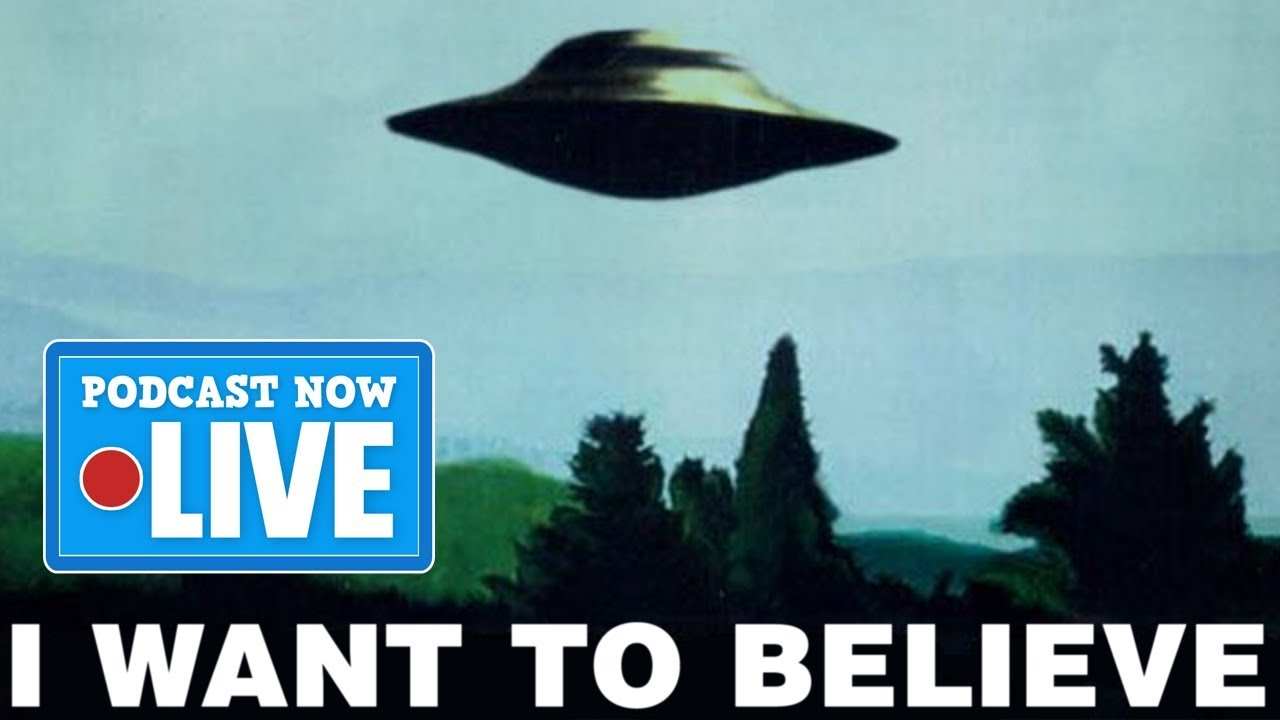 Do Aliens Exist? - Podcast Now Live Ep.89 (T.1)