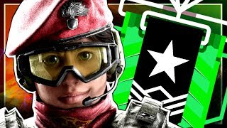 The NEW INSANE Alibi Strategy In Rainbow Six Siege