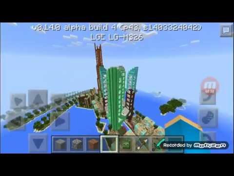 Minecraft PE-mapa De Dubai