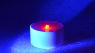 Светодиодная свеча своими руками