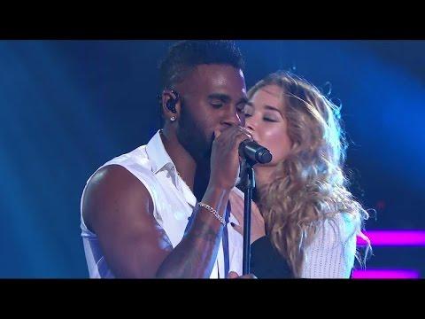 Jason Derulo - Want To Want Me (LIVE Swedish Idol 2015) -  (TV4)