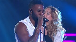 Jason Derulo - Want To Want Me (LIVE Swedish Idol 2015) -  (TV4)