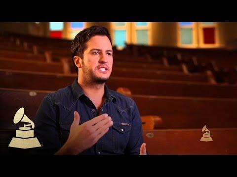 Luke Bryan - The Music Scene In Nashville | GRAMMYs