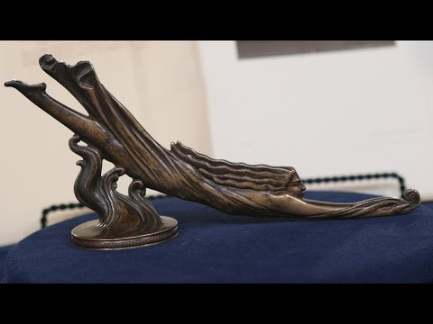 Top Finds: 1923 Harriet Frishmuth Hood Ornament Sculpture