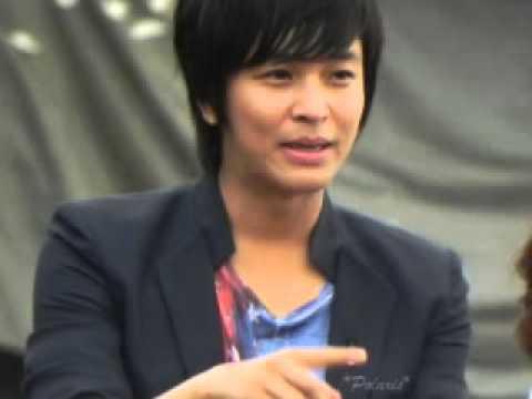 Kim Jeong Hoon in Thailand (2011) - YouTube