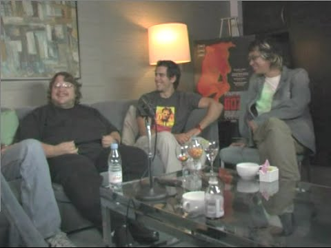 Takashi Miike meet Eli Roth & Guillermo Del Toro