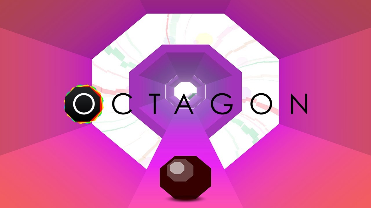 Octagon - A Minimal Arcade Game with Maximum Challenge ...