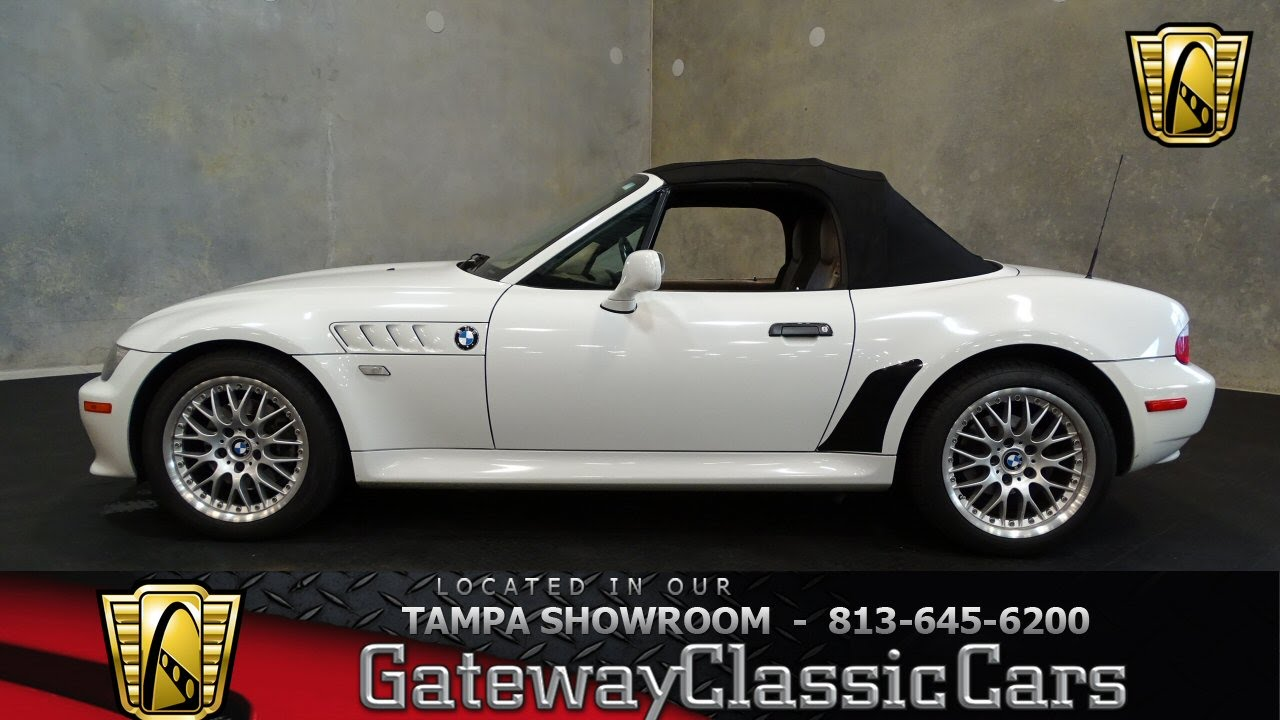 2001 Bmw Z3 Roadster Youtube