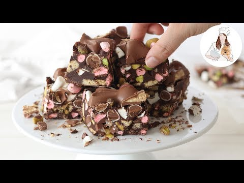 Easter Rocky Road Recipe | Easter Recipe