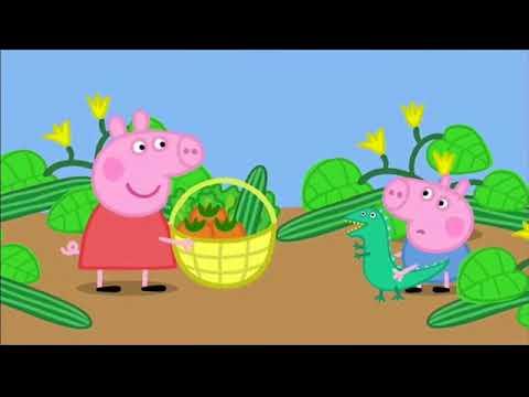 粉紅豬一家親 粵語 5 Peppa Pig Cantonese Part 5
