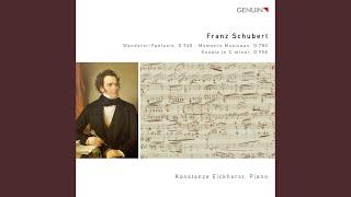 "Fantasy in C Major, Op. 15, D. 760, ""Wandererfantasie"": I. Allegro con fuoco ma non troppo"