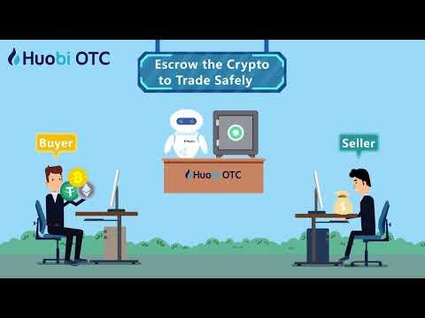 Huobi OTC - How Does It Work?