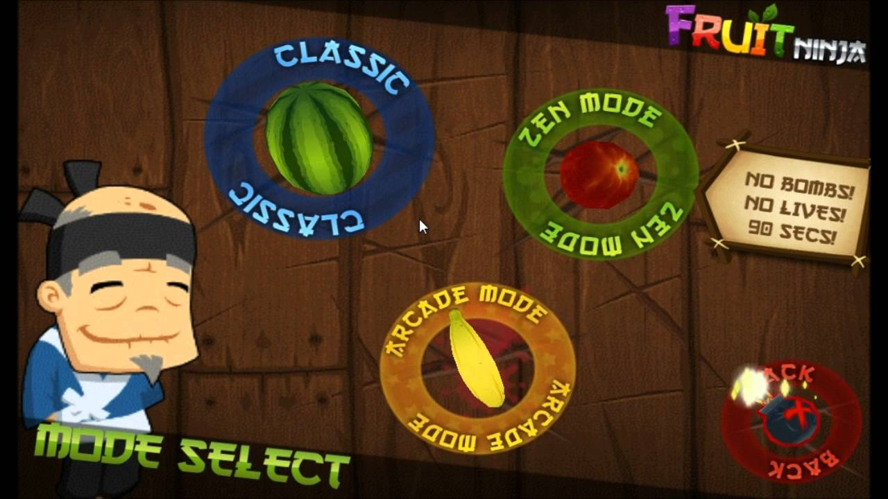 Fruit ninja online - Unblocked Games Bay