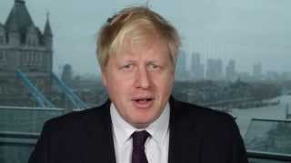 Maslenitsa 2014 - Greeting from Mayor of London - Boris Johnson
