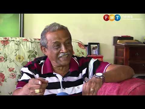 The first N Thanabalan, Malaysia's Merdeka Tournament hero