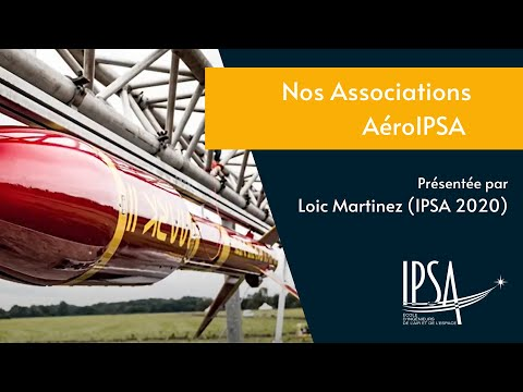 Association IPSA - AéroIPSA