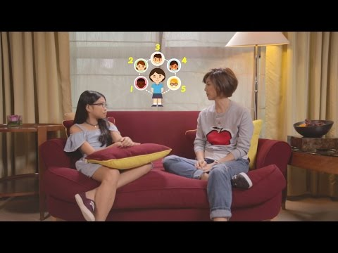 【中文字幕】Kindversations Ep6  Stefanie Sun shares her secret to happiness 孫燕姿分享快樂秘訣