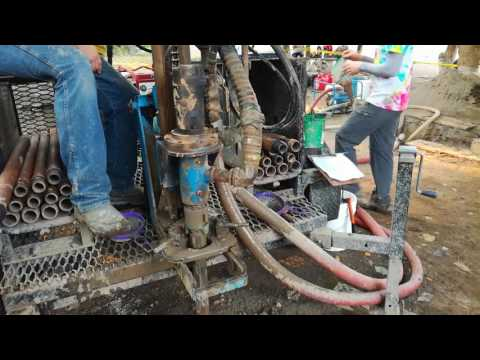 "Drilling a Water Well with Living Water International (Guatemala) Team ""B"""