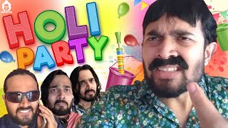 BB Ki Vines- | Holi Party |