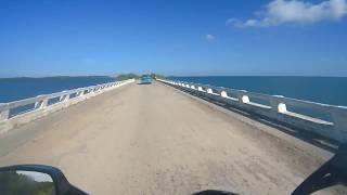 CUBA   Amazing road to Cayo Jutias
