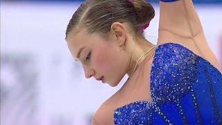 2017 Russian Nationals - Ekaterina Guseva SP ESPN