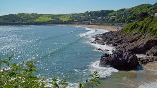 Epic Walks Wales Mumbles to Oxwich Gower Coast Swansea South Wales 2018