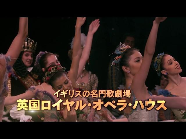 映画『英国ロイヤル・オペラ・ハウス シネマシーズン2019 / 20』予告編