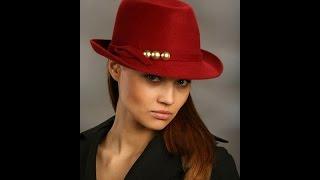 Женская ШЛЯПА с Полями - 2016 / Women's hat with a brim(Женская ШЛЯПА с Полями отменно подойдет загадочной и интересной персоне, которая ценит комфорт, изысканнос..., 2016-02-22T12:40:01.000Z)