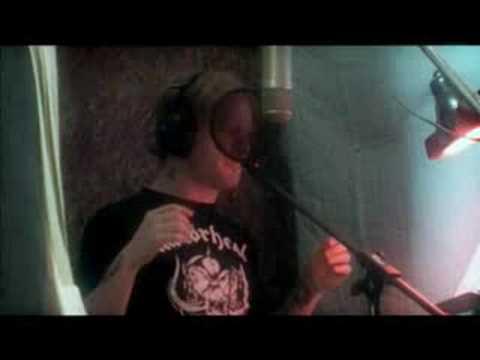 Corey Taylor (Slipknot) Recording Child Of Burning Time