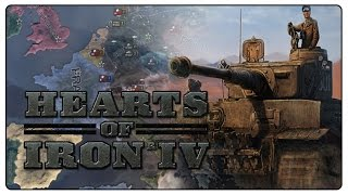 THE WESTERN FRONT - Hearts Of Iron IV Gameplay - Germany (Co-Op) #1