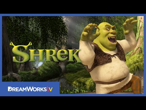 So You Think You Can Dance Like An Ogre?  NEW SHREK