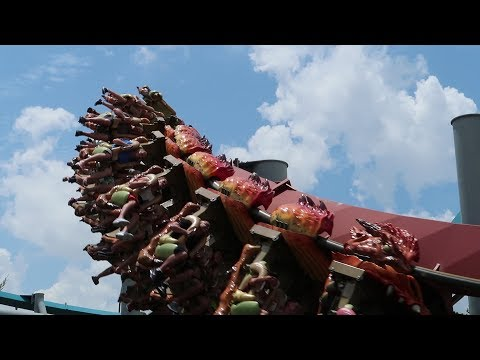 What's New At Universal Orlando | Dragon Challenge Closing, New Ride Progress & New Food!