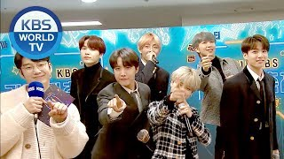 Download Video BTS interview! [2018 KBS Song Festival/ENG/CHN/2018.12.28] MP3 3GP MP4