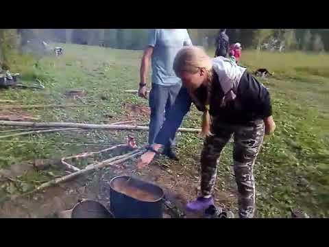 Как украсить бивак