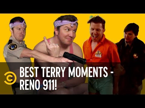 Reno 911 Halloween Costume.Lieutenant Dangle Is A Fashion Icon With His New Boots Reno 911
