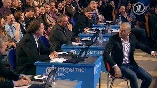 КВН Сборная Чечни - 2014 Высшая лига третья 1/4 Приветствие