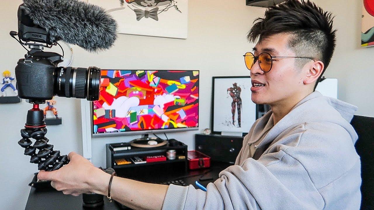 Máy Quay Để Trở Thành Một Vlogger Chuyên Nghiệp? | MY CAMERA GEAR 2019