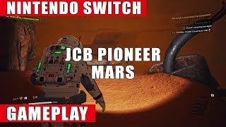 JCB Pioneer: Mars Nintendo Switch Gameplay