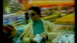 Алсу - Иногда [Клип+минская реклама] (ТВ-6,  1999~)